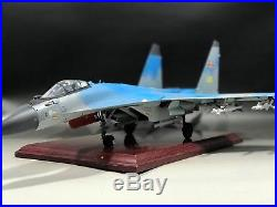 1/48 Built China PLA Air Force Su-35 Flanker-E Heavy Jet Fighter Model