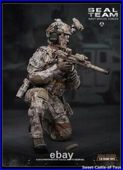 1/6 Mini Times Toys Military Action Figure US Seal Team Navy Special Forces M012