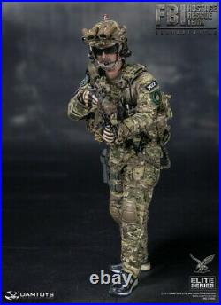 1/6 Soldier Military Doll Toys FBI HRT Action Figure Hostage Rescue Team Outfits