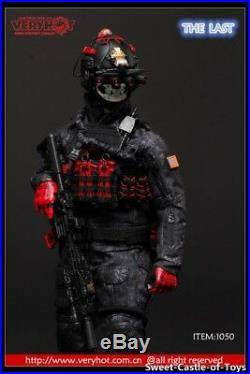1/6 Very Hot Military Set US Army Navy Seal CQB The Last No More No. 1050