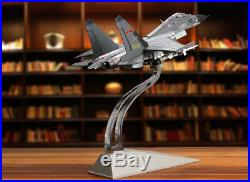 1/72TH Diecast J-11 Fighter Aircraft Airplane China Military Plane Display Model