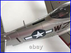 21st Century Ultimate Soldier 1/18 P-51D Mustang Big Beautiful Doll WWII