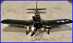 21st century toys ultimate soldier 118 F4Y-1D Corsair Xtreme Detail Used