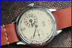 3602 Watch Chinese Numerals Mechanical Watch China Friendship+ New Leather Strap