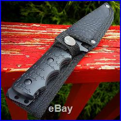 9 Navy SEALs Tactical Combat Bowie Knife withSHEATH Military Fixed Blade Survival