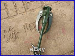 China PLA Military Outdoor Folding Rock Climbing Claw Grappling Survival Tools