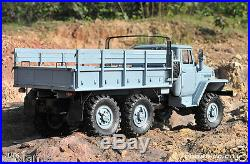 Cross-RC NEW UC-6 1/12 Scale Military Off Road 6WD Truck KIT NIB