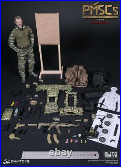DAMToys DAM 1/6 Scale 12 PMSCs Private Military & Security Companies Contractor