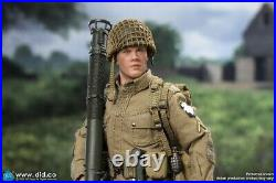 DID 1/12 XA80001 Palm Hero Series WWII 101ST Airborne Division Ryan Collectible