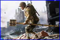 DID 1/6 scale Military Action Figure WWII 2nd Rangers Pvt 1st Class Reiben 80141
