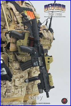 Devgru Gold Team Naval Special Warfare Develop Group 1/6th Scale Soldier Story
