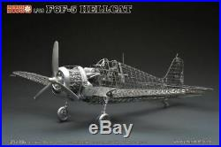 F6F-5 Hellcat Scale 1/48 Full Structure PE Detail Model Kit