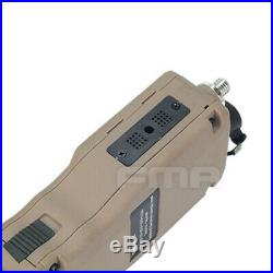 FMA PRC-152 Dummy Radio Case Walkie Talkie Model Field Military Airsoft Hunting