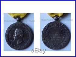 France Expedition China 1860 Military Medal 2nd Opium War 1856 French Decoration