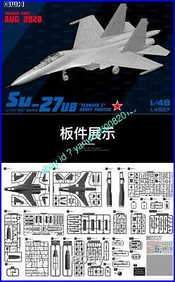 GreatWall L4827 1/48 SCALE SU-27UB FLANKER C HEAVY FIGHTER 2020 NEW