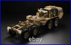 HG P802 112 8x8 RC US MILITARY Truck RTR w Light $ Sound, USA Stock