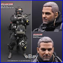Mini Times Toys 1/6 Military Model MT M003 USSOCOM NAVY SEAL Figure In Stock NEW