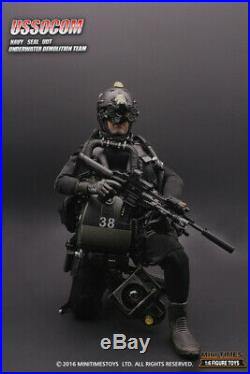 Mini Times Toys 1/6 Military Model MT-M003 USSOCOM NAVY SEAL UDT Action Figure