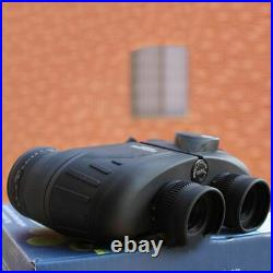 New 10X50 Waterproof Military Binoculars Prism with Black Compass finder L0R1