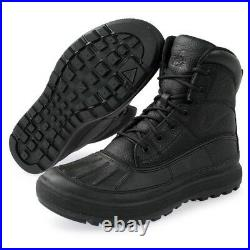 Nike Woodside II Black ACG All Condition Water Resistant Mens Boots 525393-090
