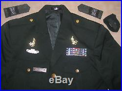 Obsolete 07's China PLA Central Military Commission Man Officer Uniform, Set