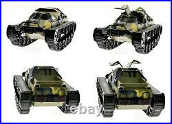 Ripsaw High Speed RC Tank 112 All Terrain Off Road Military Truck See VIDEO