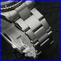 San Martin New 6200 Water Ghost Luxury Men Watches NH35 Mov't Mechanical Watch