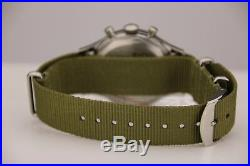 Sea-gull Certified Ebay Shop Wrist Watch Mens Chronograph Pilot Military 1963