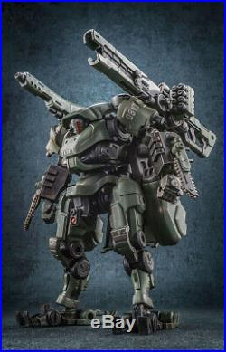 TIE KUI SPECIAL FORCES Military Mecha Moto Transformational Robot Model Kit Toy
