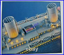 TRUMPETER 1/200 TITANIC The Queen Of the Ocean liner 03719 P/E PARTS &LED LIGHTS