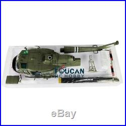 Trumpeter 60028 1/18 U. S. Army 174th Assault Helicopter Shark Model Airplane