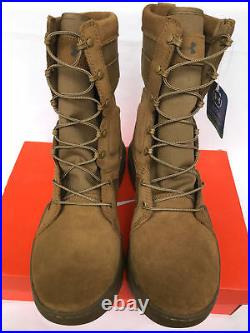 Under Armour UA FNP Tactical Military Boots 1287352-728 Coyote 8 AR670 Size 10
