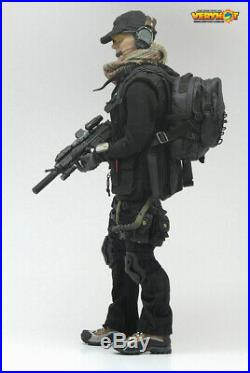 Veryhot 1/6 Scale Action Model Military Figure Toy U. S CIA 2.0 Uniform VH1031