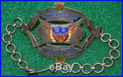 WWII US Military THEATER MADE China Burma India Enamel Bracelet 1944 CBI #2