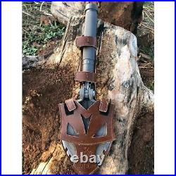 Zune Lotoo Wolf Thorn Tactical Shovel Military & Multi-Functional Tool